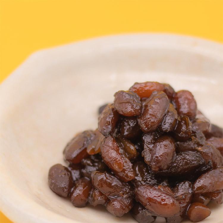 落花生煮豆