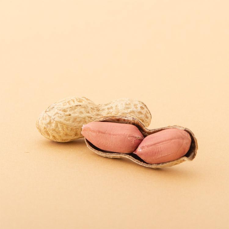 芳甘菓豆芳 落花生 殻付き から付き