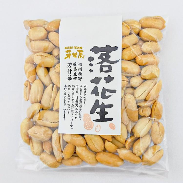 手むき落花生ピーナッツ塩吹南京(85g入)